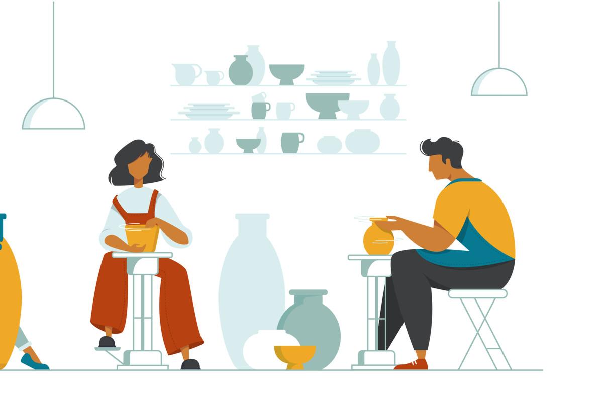 その9:陶芸を体験する
