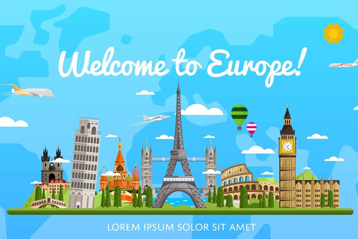 よくある質問:ヨーロッパに行きたいんだけどだめ?