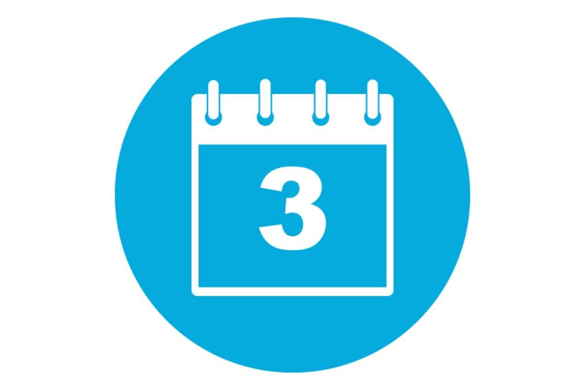 結婚式の準備にかかる期間は最短で3ヶ月!