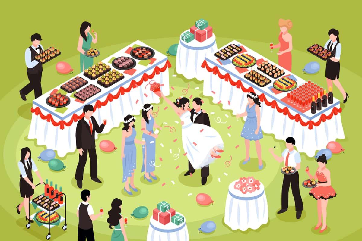 【厳選】結婚式場の決め手は3つでOK【優柔不断でも後悔しない】