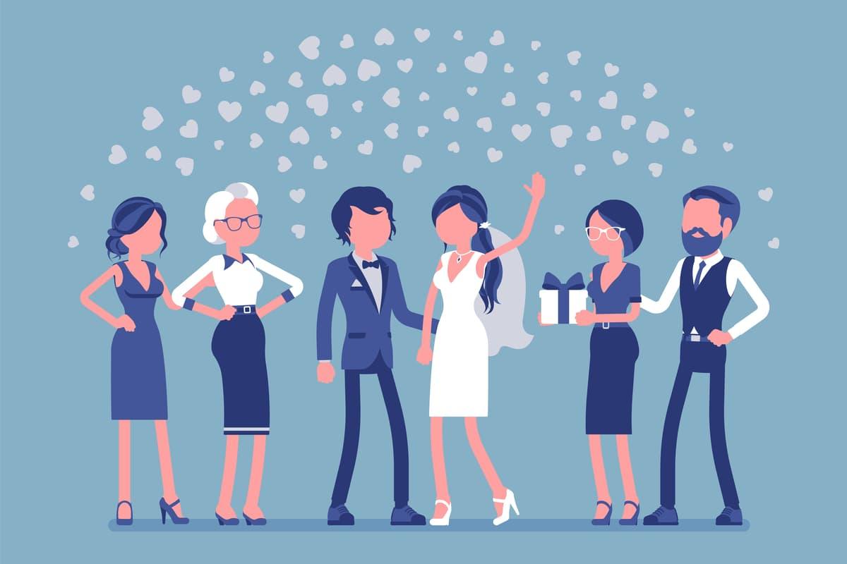 【発表】結婚式を自己満足で終わらせない6つの方法【愛され夫婦に】