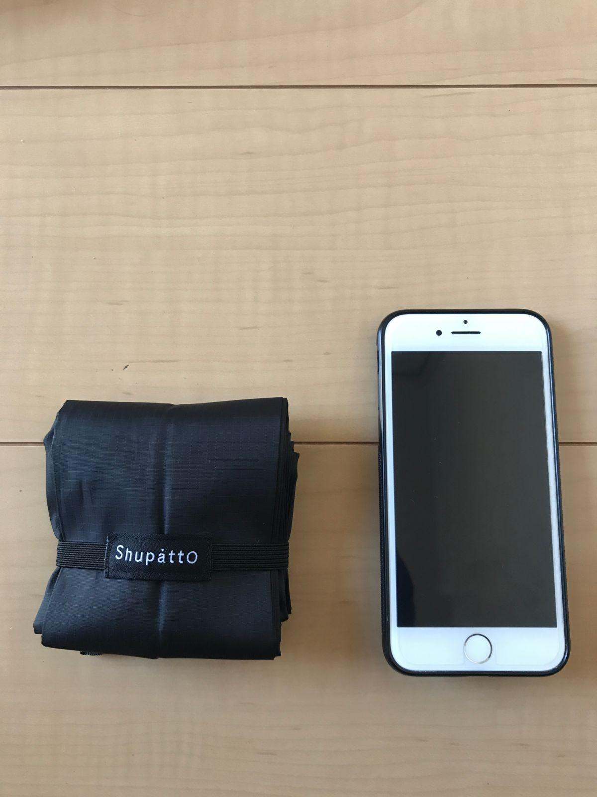 シュパットのDropタイプとiPhone7