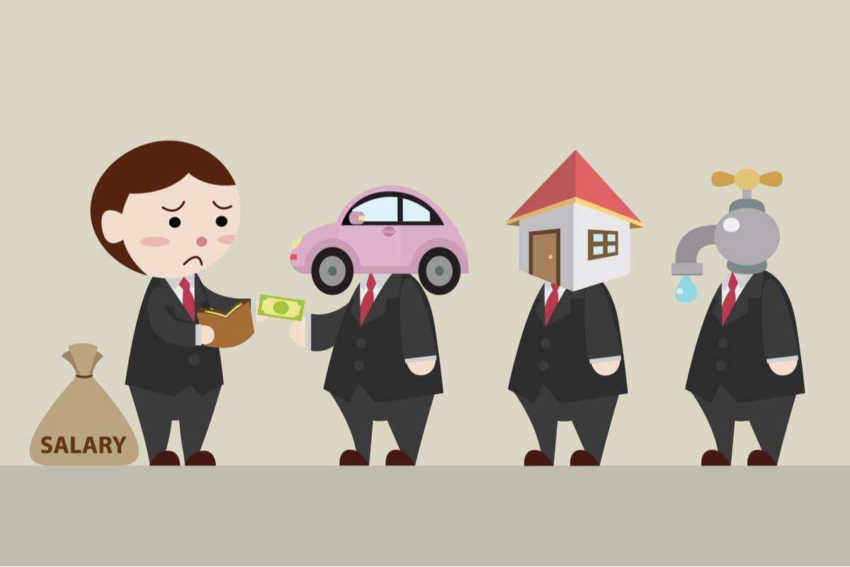 【実話】新婚夫婦に必要な生活費と内訳【分担方法は3つ】