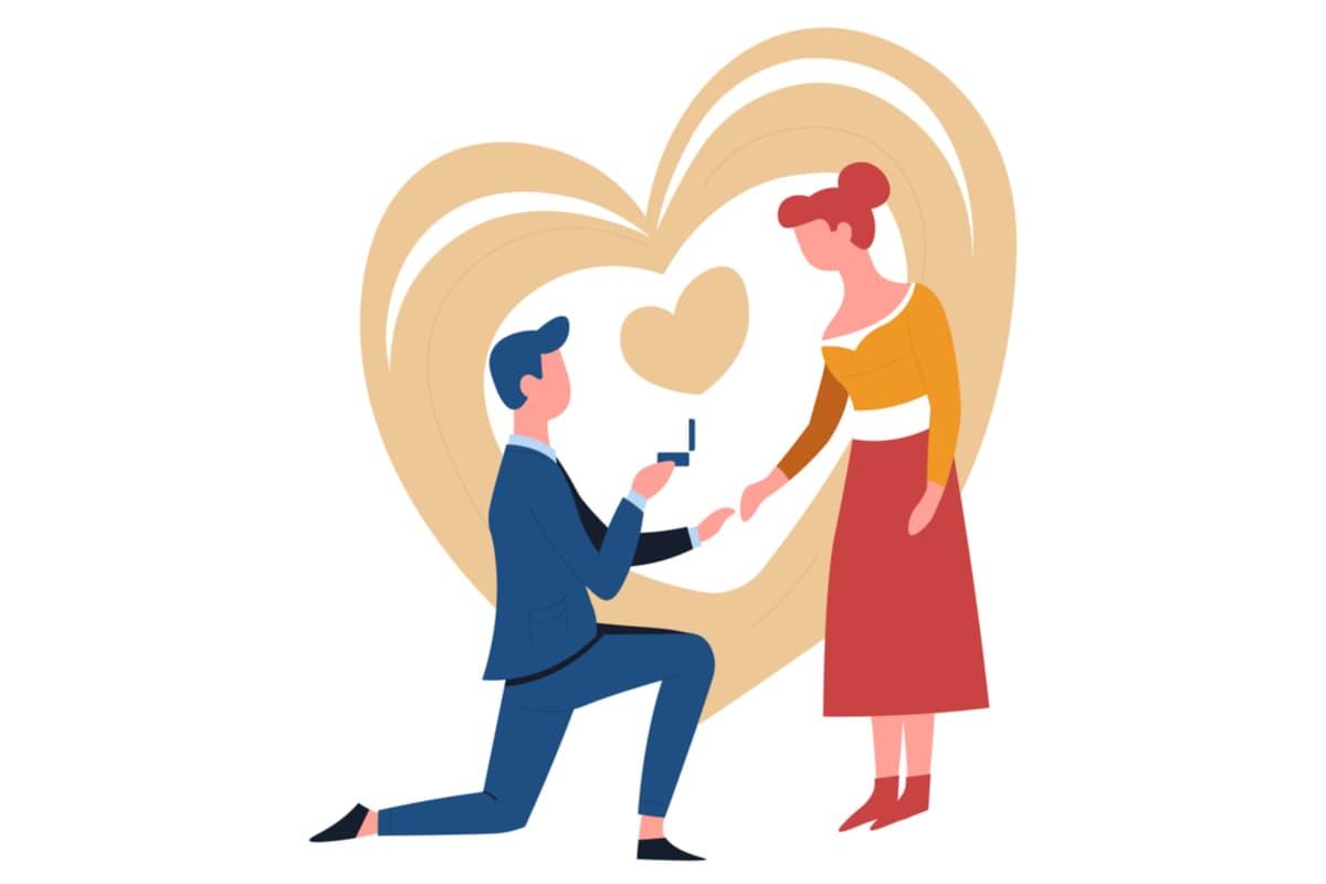 プロポーズリングとは?【プロポーズ専用の指輪です】