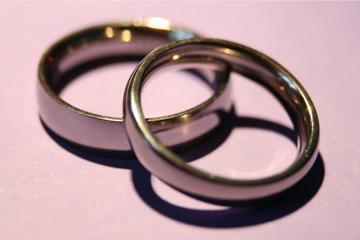 マリッジリング=結婚指輪
